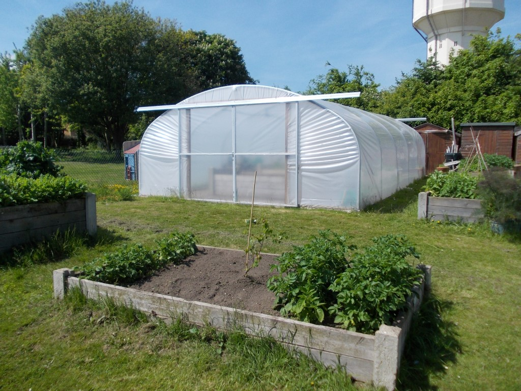 Horticulture Area