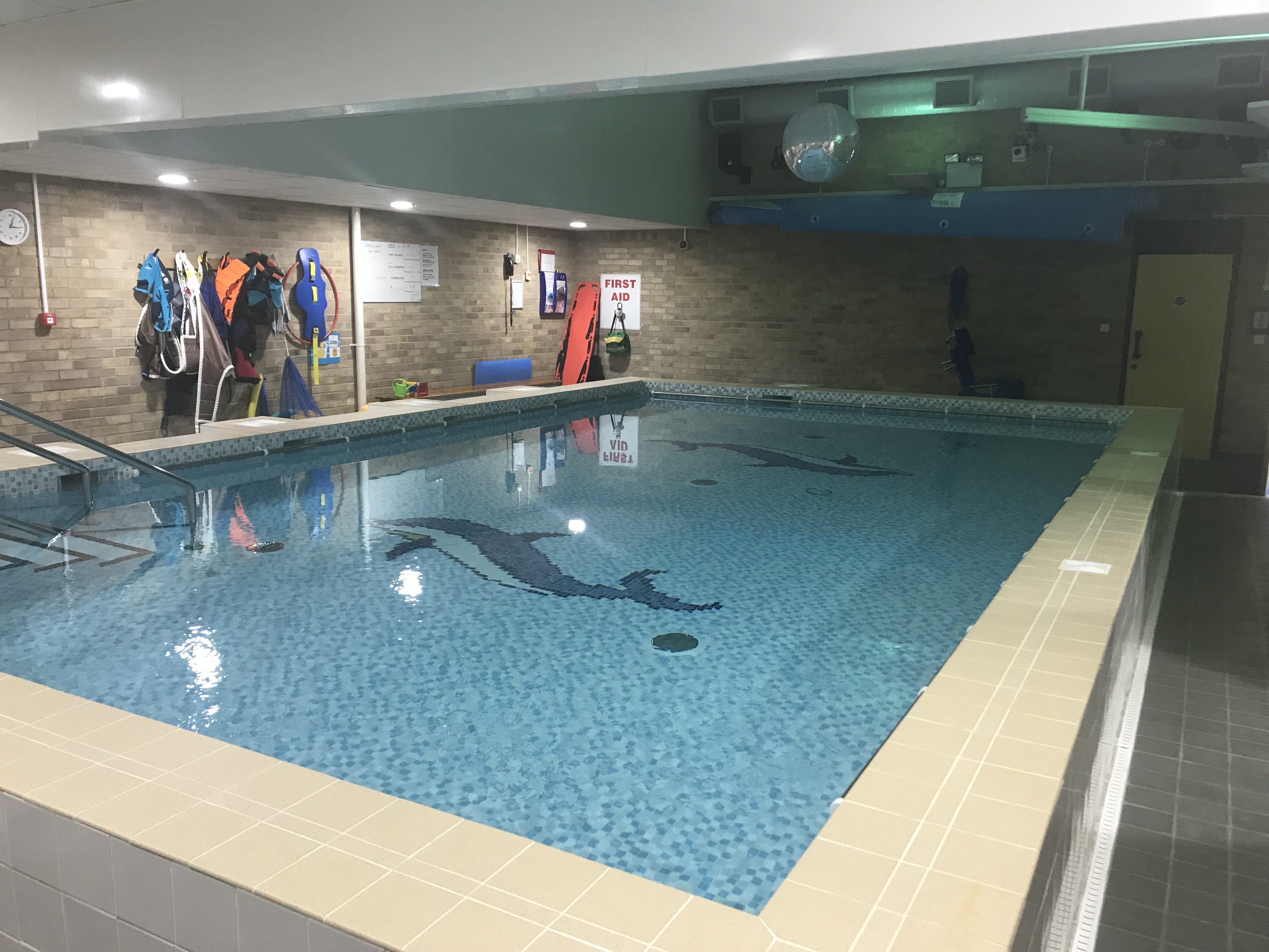 Facilities hire john grant school for Community swimming pool grants
